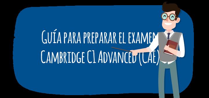 Guía para preparar el examen Cambrige C1 Advanced